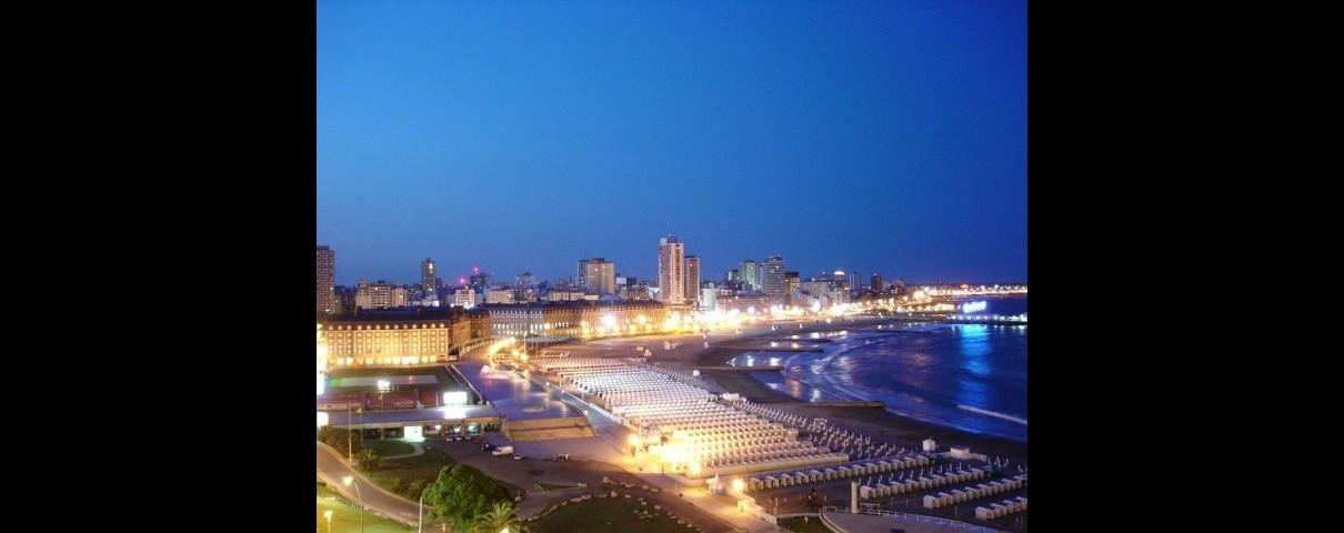 Vista Mar del Plata